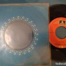 Discos de vinilo: LOS ANGELES NEGROS – AMOR POR TI + DE REPENTE UN DÍA . Lote 195116163