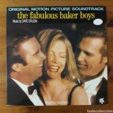 Discos de vinilo: LOS FABULOSOS BAKER BOYS (THE FABULOUS BAKER BOYS) DAVE GRUSIN. Lote 195116683