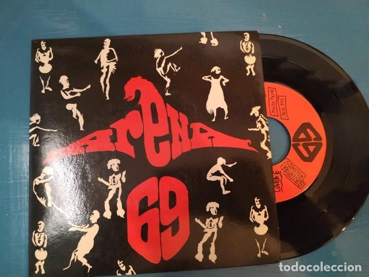 ARENA 69 - MUCHO MEJOR (EP,SUBTERFUGE,1991) - MALASAÑA SOUND PRE-INDIE NOISE GRUNGE - YA MUY RARO (Música - Discos - Singles Vinilo - Grupos Españoles de los 90 a la actualidad)