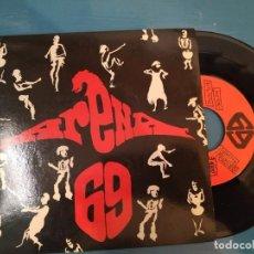 Discos de vinilo: ARENA 69 - MUCHO MEJOR (EP,SUBTERFUGE,1991) - MALASAÑA SOUND PRE-INDIE NOISE GRUNGE - YA MUY RARO. Lote 195116811