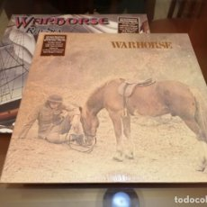 Discos de vinilo: WARHORSE & RED SEA GATEFOLD UK VINILO 180 GRS REPERTOIRE RECORDS 2014 DEEP PURPLE. Lote 195118050
