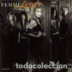 Dischi in vinile: FEMME FATALE . FEMME FATALE 1988 MCA RECORDS. Lote 195118317
