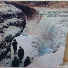 Discos de vinilo: ECHO AND THE BUNNYMEN - PORCUPINE KOROVA - 1984. Lote 195120853