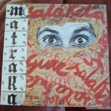 Discos de vinilo: MATRAKA - GURE SALAKETA MINI-LP. Lote 195121556