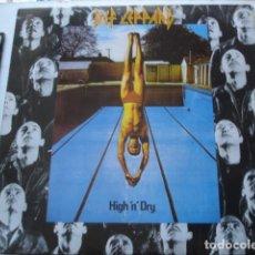 Discos de vinilo: DEF LEPPARD HIGH 'N' DRY. Lote 195122606