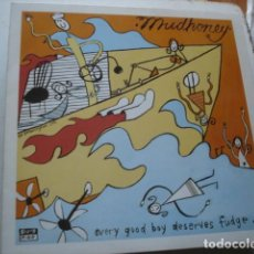 Discos de vinilo: MUDHONEY EVERY GOOD BOY DESERVES FUDGE. Lote 195126292