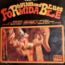 Discos de vinilo: FORMIDABLE RHYTHM AND BLUES VOL 10. Lote 195126900