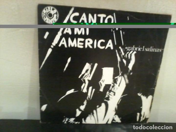 Discos de vinilo: Lote de 8 LPs de música Sudamericana Ver descripción - Foto 7 - 195128063