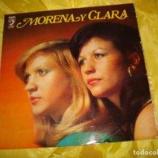 Discos de vinilo: MORENA Y CLARA. DISCOPHON, 1977. VINILO IMPECABLE (#). Lote 195128177
