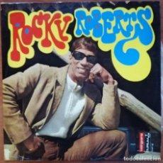 Discos de vinilo: ROCKY ROBERTS - ROCKY ROBERTS LP 1969 DISCOS VERGARA . Lote 195129668