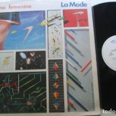 Discos de vinilo: LA MODE - EL ETERNO FEMENINO . LP.. Lote 195130643