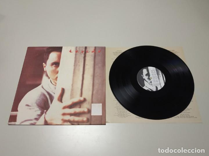 0220- TEXIDO POP ROCK ESPAÑA 1989 LP VIN POR VG ++ DIS NM (Música - Discos - LP Vinilo - Otros estilos)