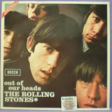 Discos de vinilo: ROLLING STONES - OUT OF OUR HEADS - LP REMASTERED, MONO . Lote 195131651