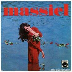 Discos de vinilo: MASSIEL – ROSAS EN EL MAR / LAS ESTRELLAS LO SABRAN / HASTA MAÑANA / RUIDOS - EP SPAIN 1966. Lote 195132202