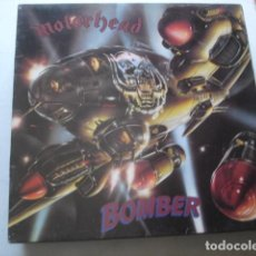 Discos de vinilo: MOTÖRHEAD BOMBER . Lote 195133282