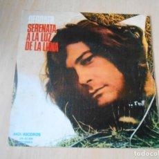 Discos de vinilo: DEODATO, SG, SERENATA A LA LUZ DE LA LUNA + 1, AÑO 1974. Lote 195133880