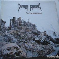 Discos de vinilo: DEATH ANGEL THE ULTRA-VIOLENCE. Lote 195134682