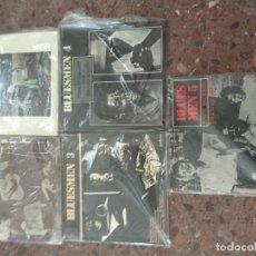 Discos de vinilo: LOTE DE 5 VOLUMEN DE BLUEMAN. Lote 195135232