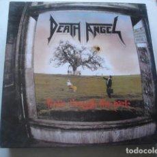 Discos de vinilo: DEATH ANGEL FROLIC THROUGH THE PARK. Lote 195135248