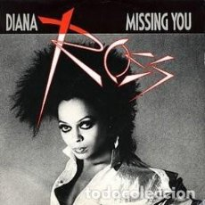 Discos de vinilo: DIANA ROSS / MISSING YOU / WE ARE THE CHILDREN OF THE WORLD (SINGLE SPAIN 85). Lote 195136978