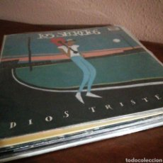 Discos de vinilo: LOTE DISCOS VINILO LP ROCK MÚSICA ESPAÑOL. Lote 195138788