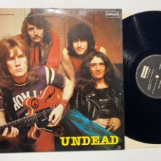 Discos de vinilo: LP TEN YEARS AFTER UNDEAD EDICIÓN ESPAÑOLA DE 1989. Lote 195138966