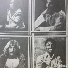 Discos de vinilo: ENCARTE DEL ALBUM ROGUE WAVES - CANTANTE QUE RECHAZÓ CANTAR CON LED ZEPPELIN Y BLACK SABBATH - 1979. Lote 195143578
