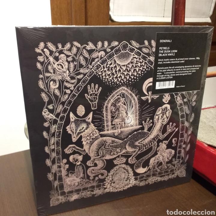 PETRELS - THE DUSK LOOM LP + DESCARGA ¡NUEVO! (Música - Discos - LP Vinilo - Electrónica, Avantgarde y Experimental)