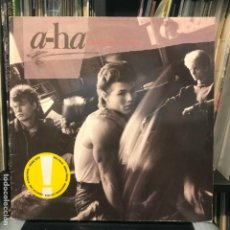 Discos de vinilo: A-HA ‎– HUNTING HIGH AND LOW. Lote 195145568