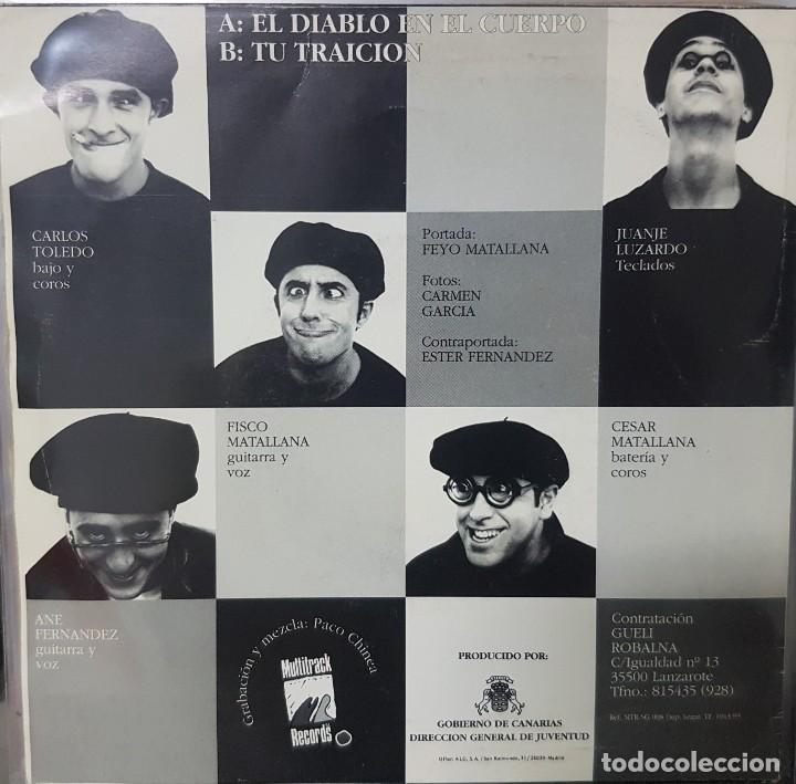 Discos de vinilo: La Isla - Canarias me suena Vol 8 Juventud cultura 92 - Pop Rock - Foto 2 - 195147352