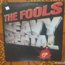 Discos de vinilo: THE FOOLS. HEAVY MENTAL. LP.. Lote 195149738