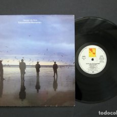 Discos de vinilo: ECHO AND THE BUNNYMEN ‎– HEAVEN UP HERE – VINILO 1982. Lote 195150925
