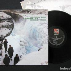 Discos de vinilo: ECHO & THE BUNNYMEN – PORCUPINE – VINILO 1983. Lote 195151197