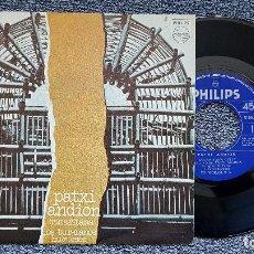 Discos de vinilo: PATXI ANDION - SAMARITANA / LOS BUR-MANOSHU-GUESES. EDITADO POR PHILIPS. AÑO 1.971. Lote 195151707