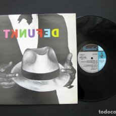 Discos de vinilo: DEFUNKT – DEFUNKT – VINILO 1982. Lote 195151841