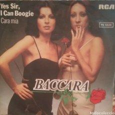 Discos de vinilo: BACCARA. SINGLE. SELLO RCA VÍCTOR. EDITADO EN ALEMANIA.. Lote 195151942