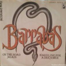 Discos de vinilo: BARRABAS. SINGLE. SELLO HANSA INTERNATIONAL. EDITADO EN ALEMANIA.. Lote 195152542