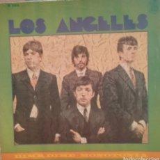 Discos de vinilo: LOS ÁNGELES. SINGLE. SELLO HISPAVOX. EDITADO EN ESPAÑA. AÑO 1968. Lote 195152611