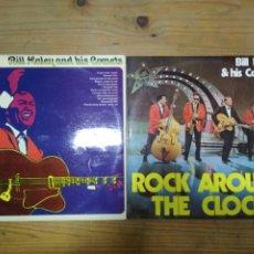 Discos de vinilo: BILL HALEY AND THE COMETA. ROCK.. Lote 195153225