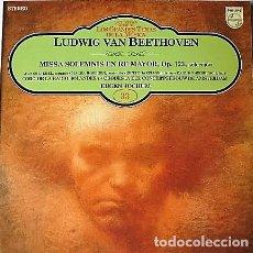 Discos de vinilo: LOS GRANDES TEMAS DE LA MÚSICA 33. Lote 195153448