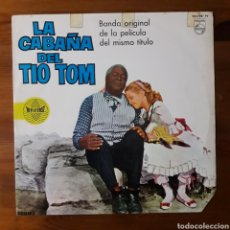 Discos de vinilo: LA CABAÑA DEL TIO TOM (ONKEL TOMS HÜTE) PETER THOMAS, JULIETTE GRECO, EARTHA KITT, GEORGE GOODMAN. Lote 195153998