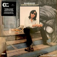 Discos de vinilo: RODRIGUEZ COMING FROM REALITY LP . ROCK AND ROLL FOLK BOB DYLAN JAMES TAYLOR . Lote 195155297