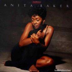 Discos de vinilo: ANITA BAKER. RAPTURE. LP ESPAÑA. Lote 195160261