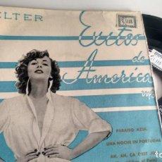 Disques de vinyle: EP ( VINILO) DE ENOCH LIGHT Y SU ORQUESTA AÑOS 50. Lote 195162406