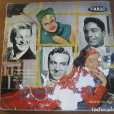 Discos de vinilo: VVAA - THE BIG FOUR Nº4 ***** RARO EP ESPAÑOL 1959 INC JACKIE WILSON. Lote 195162733