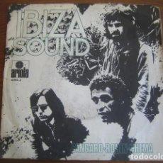 Discos de vinilo: IBIZA SOUND - AD LIB PT 1/2 ***** SUPER RARO PSYCH PROG FUNK ESPAÑOL 1971. Lote 195163220