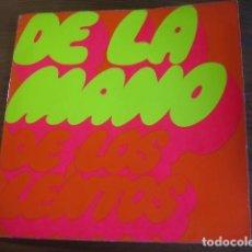 Discos de vinilo: LOS LENTOS - HEY, HEY ***** SUPER RARO SINGLE POP ESPAÑOL 60'S ART COVER POP ART 1968. Lote 195163412