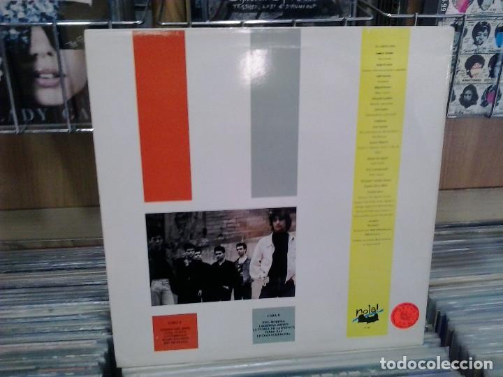 Discos de vinilo: LMV - El limite. La ley. Nola 1990, ref. N-190 -- LP - Foto 2 - 195168307