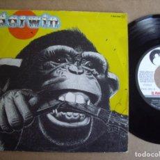 Discos de vinilo: DARWIN SG 7'' CONECTATE JOYA MOVIDA FANTASMA PARAISO 1982 VG+ / EX+. Lote 195168526