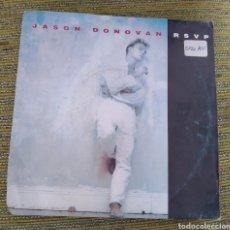 Discos de vinilo: JASON DONOVAN - RSVP. Lote 195169347